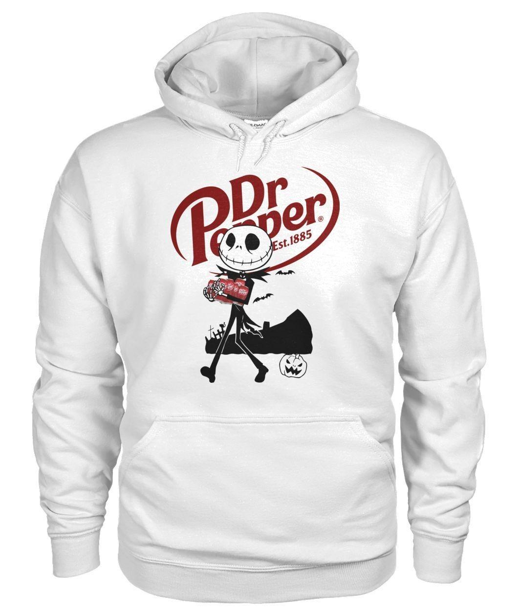 Dr. Pepper Jack Skellington est 1885 Hoodie
