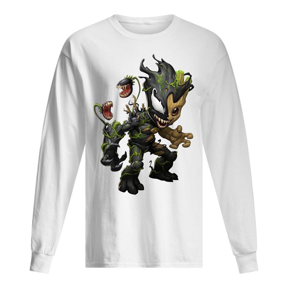 Groot Venom mashup Sweater