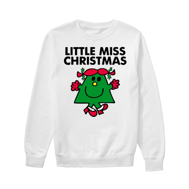 Little miss Christmas Sweater