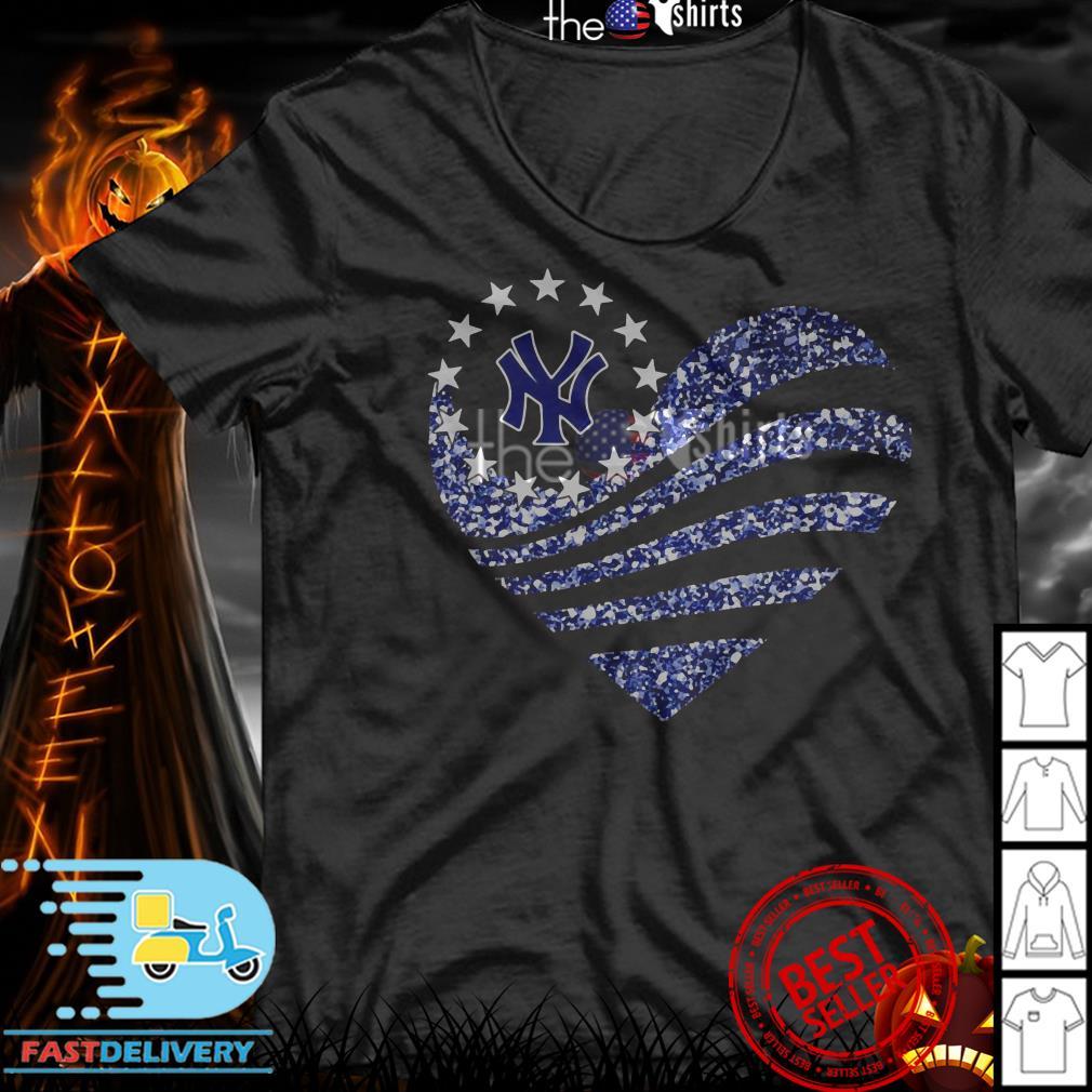 New York Yankees Betsy Ross Flag shirt
