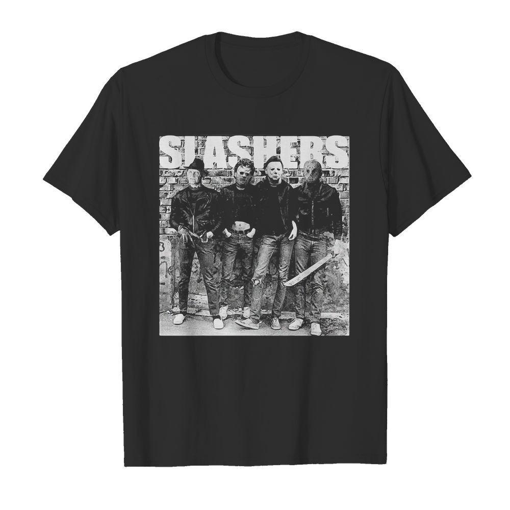 Slashers Ramones shirt