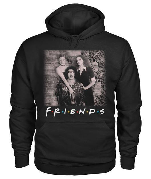 The Rocky Horror Picture Show Friends TV Show Hoodie