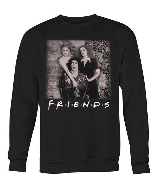 The Rocky Horror Picture Show Friends TV Show Sweater