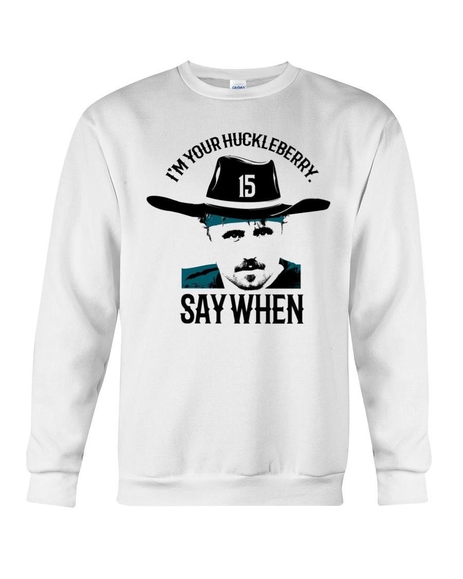 Tombstone I'm your Huckleberry say when Sweater