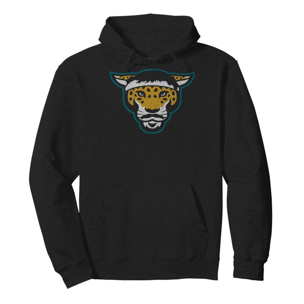 Jacksonville Jaguars Legend Logo Hoodie