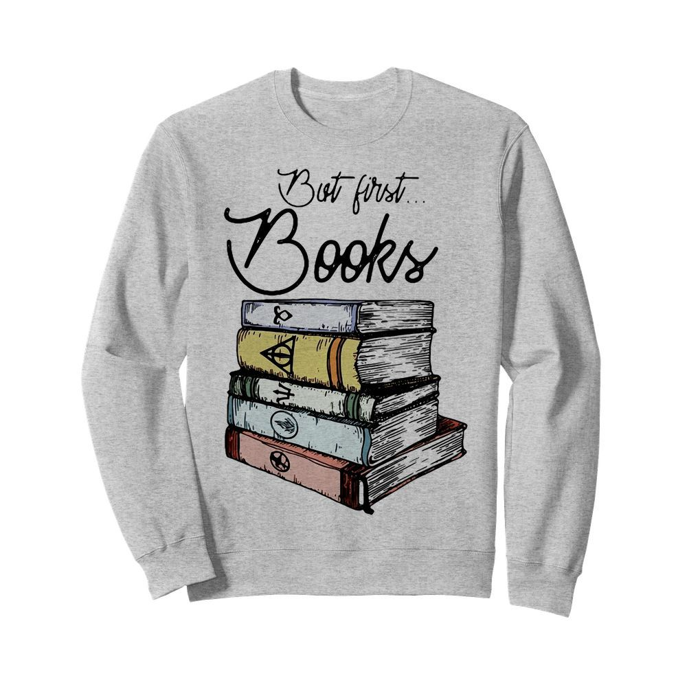 Harry Potter but first books Sweater