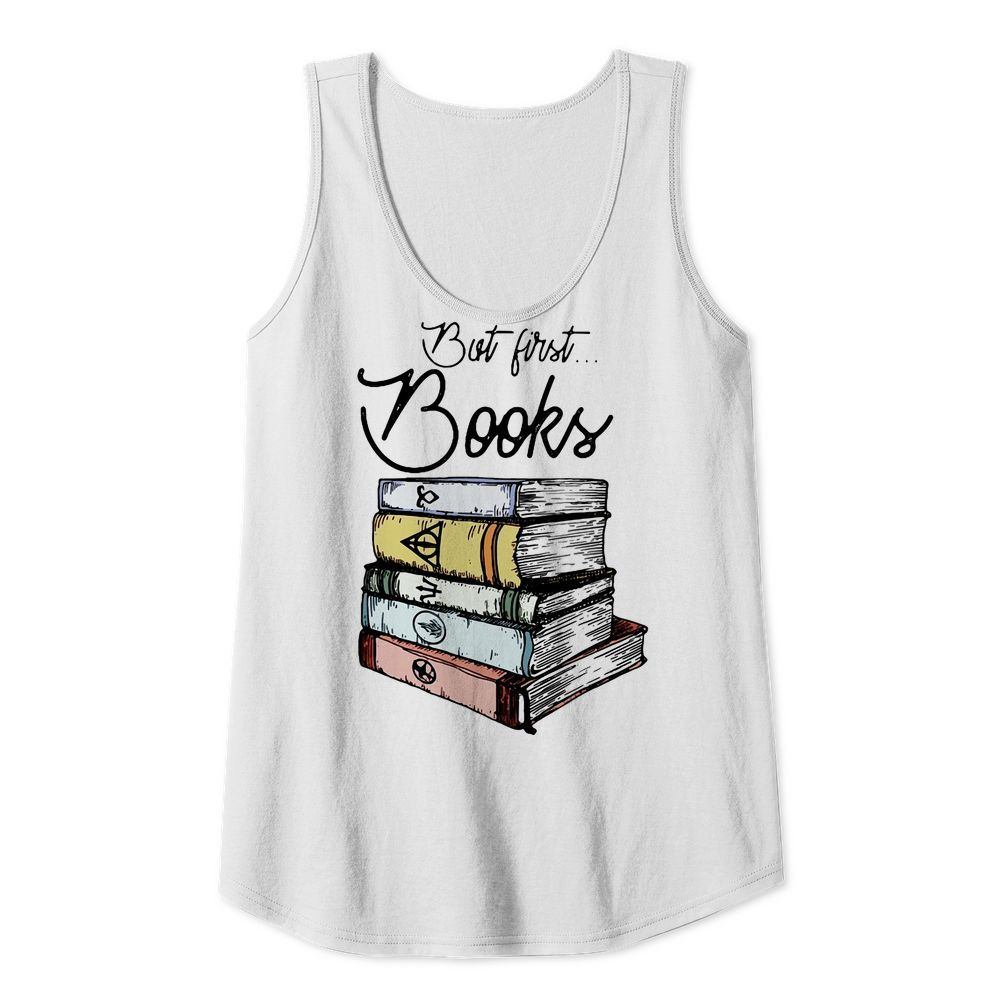 Harry Potter but first books Tank top