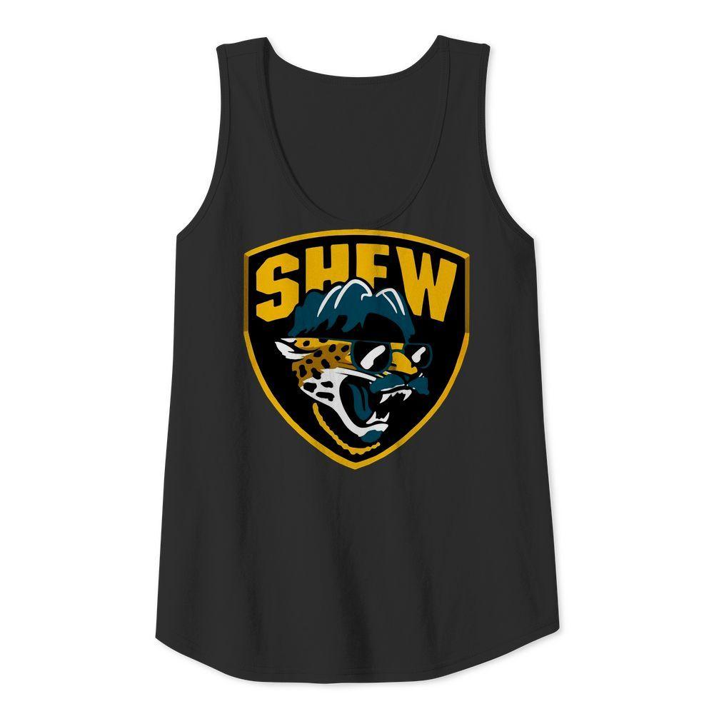 Shew Jacksonville Jaguars Tank top