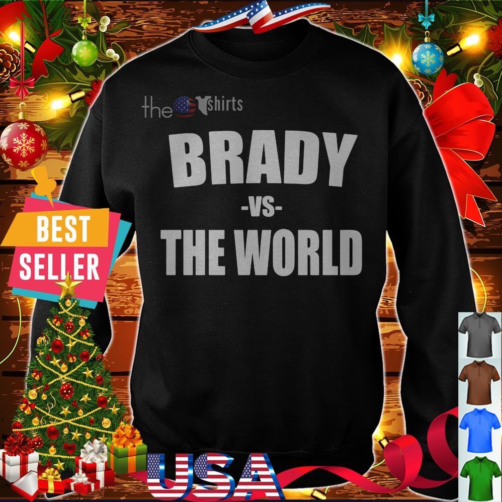 Brady vs The World shirt