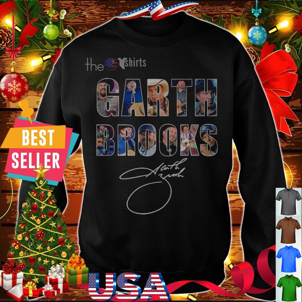 Garth Brooks signature shirt