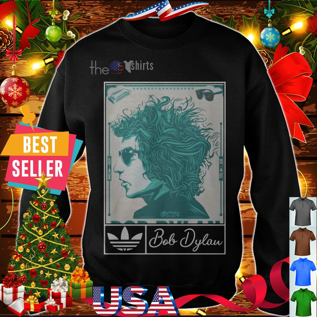 Official Bob Dylan Adidas shirt