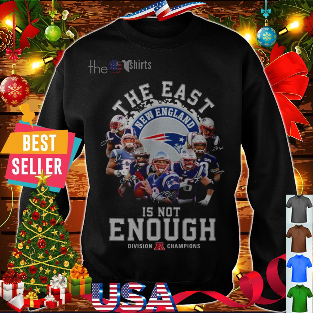 The East New England is not Enough Division Champions shirt