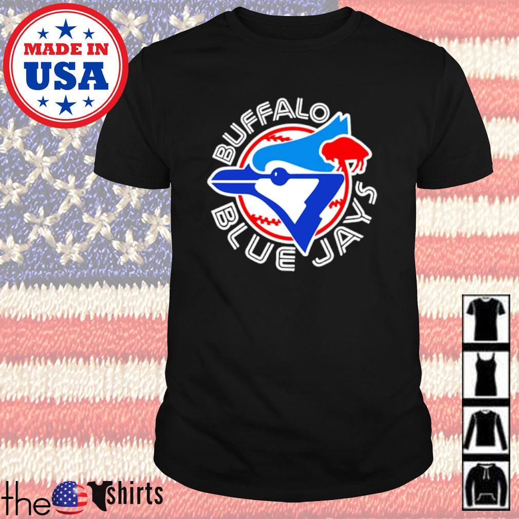Buffalo blue jays Logo shirt