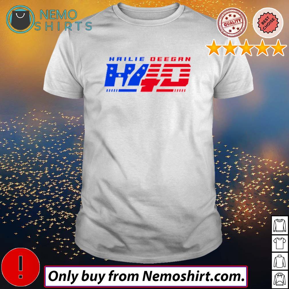 Hailie Deegan Nascar American shirt