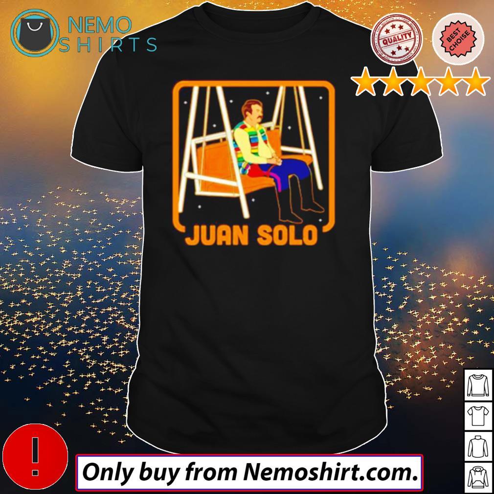 Juan Solo Mexican singer shirt