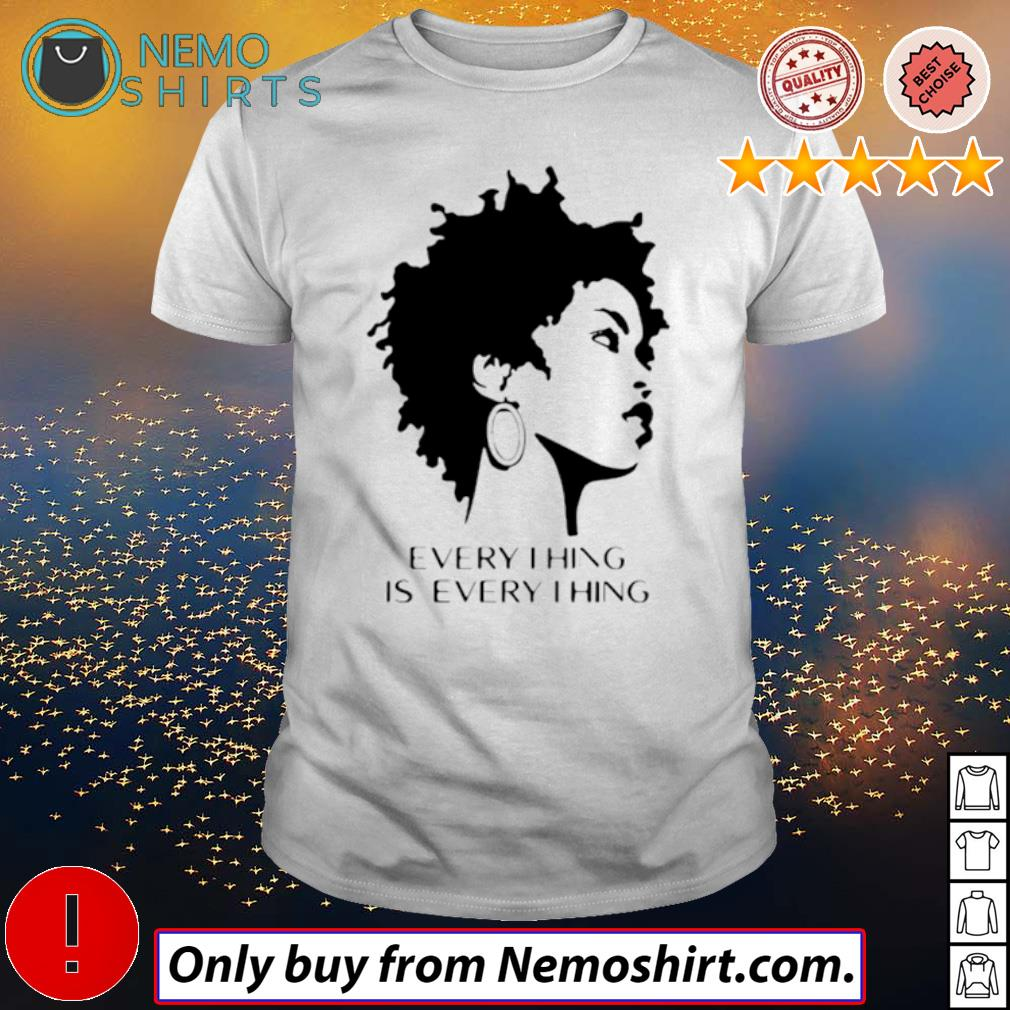 Lauryn Hill everything is everything shirt