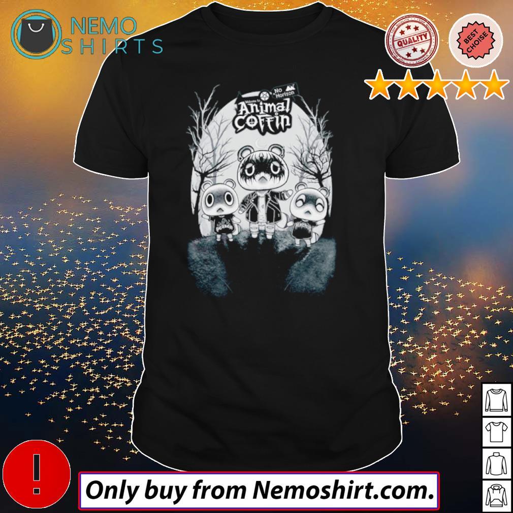 No Horizon welcome to Animal Coffin shirt