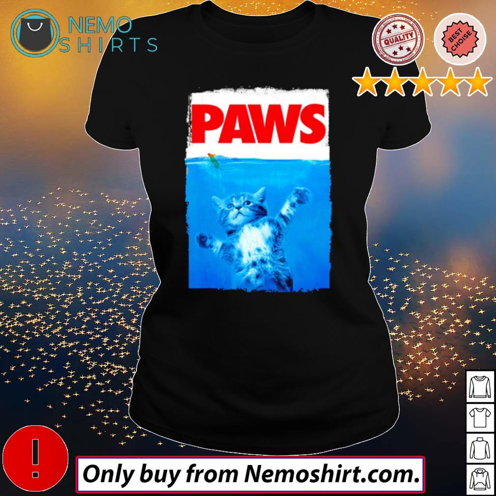 Paws Cat sea s Ladies Black