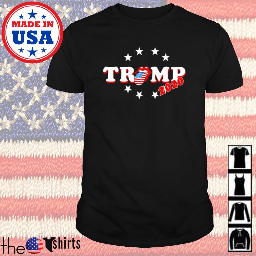 Rolling Stones Trump 2020 shirt