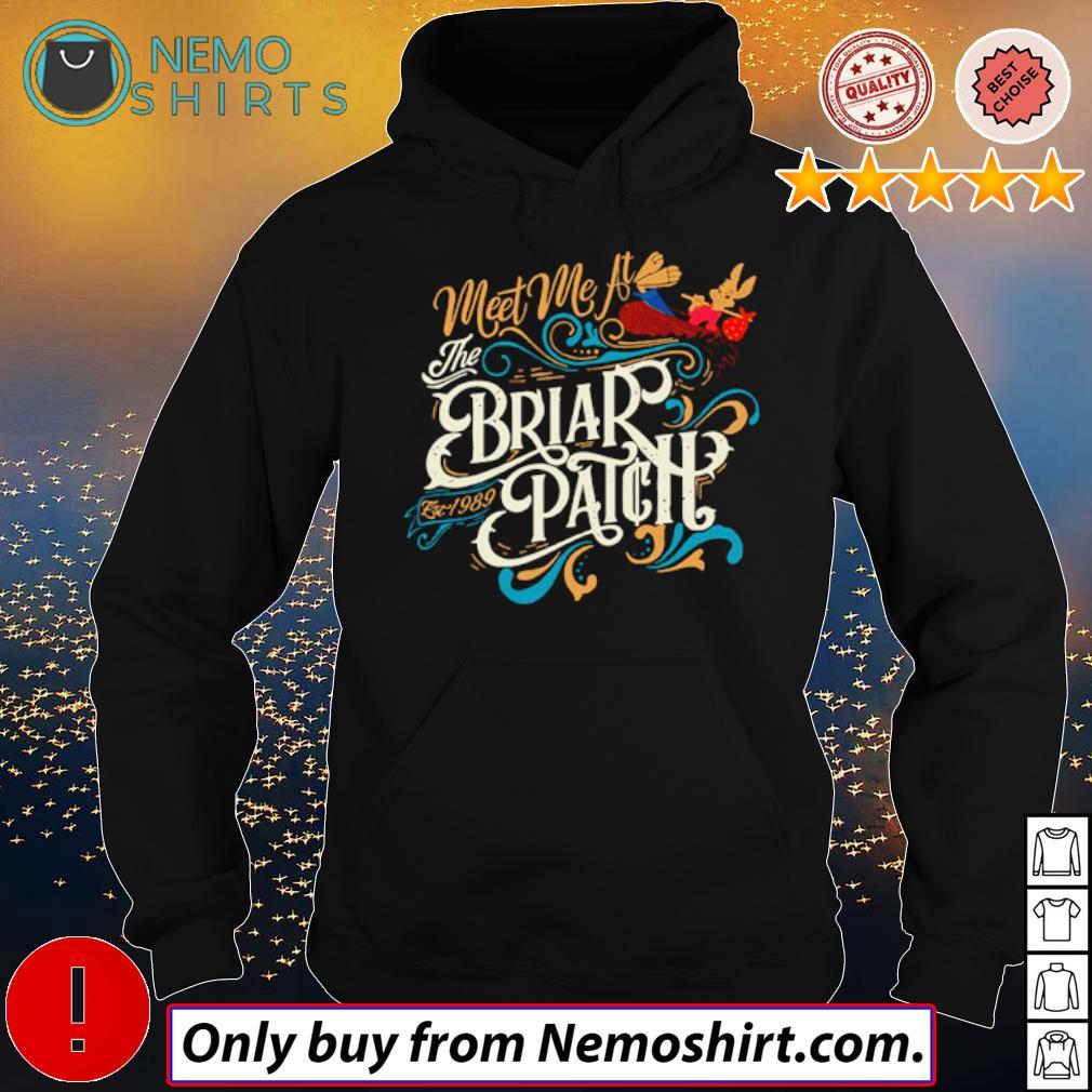 Splash Mountain Meet me at the Briar Patch est 1989 s Hoodie Black