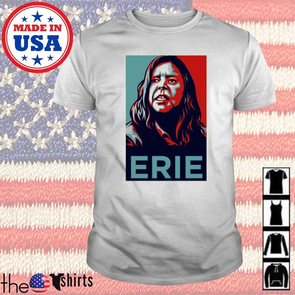 The Erie Genius shirt