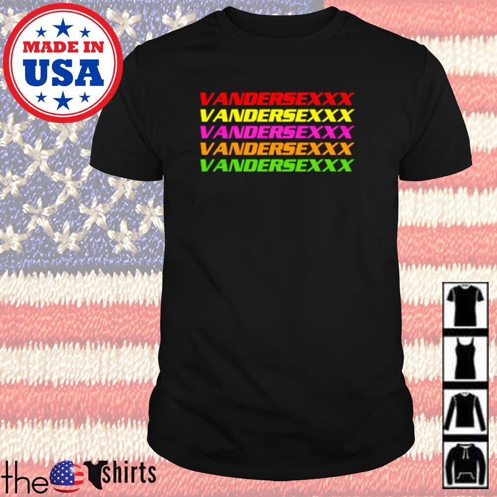 Vandersexxx LGBT shirt