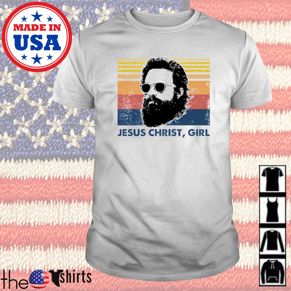 Vintage Jesus Christ girl shirt