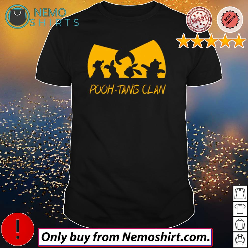 Winnie the Pooh Wu-Tang Clan Pooh-Tang Clan shirt