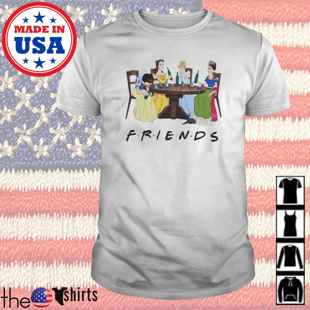 Disney Princess Friends shirt