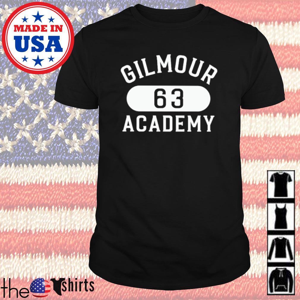Gilmour 63 Academy shirt