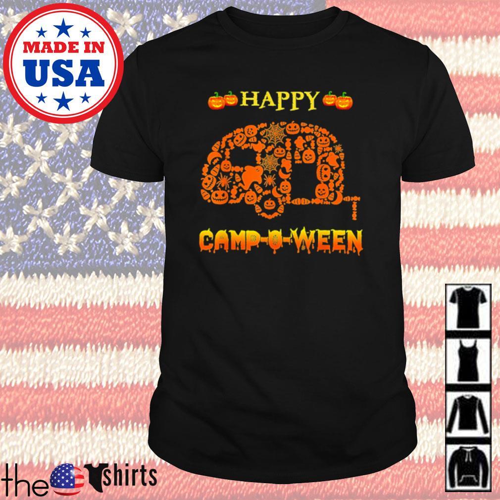 Halloween Happy Camp O Ween shirt