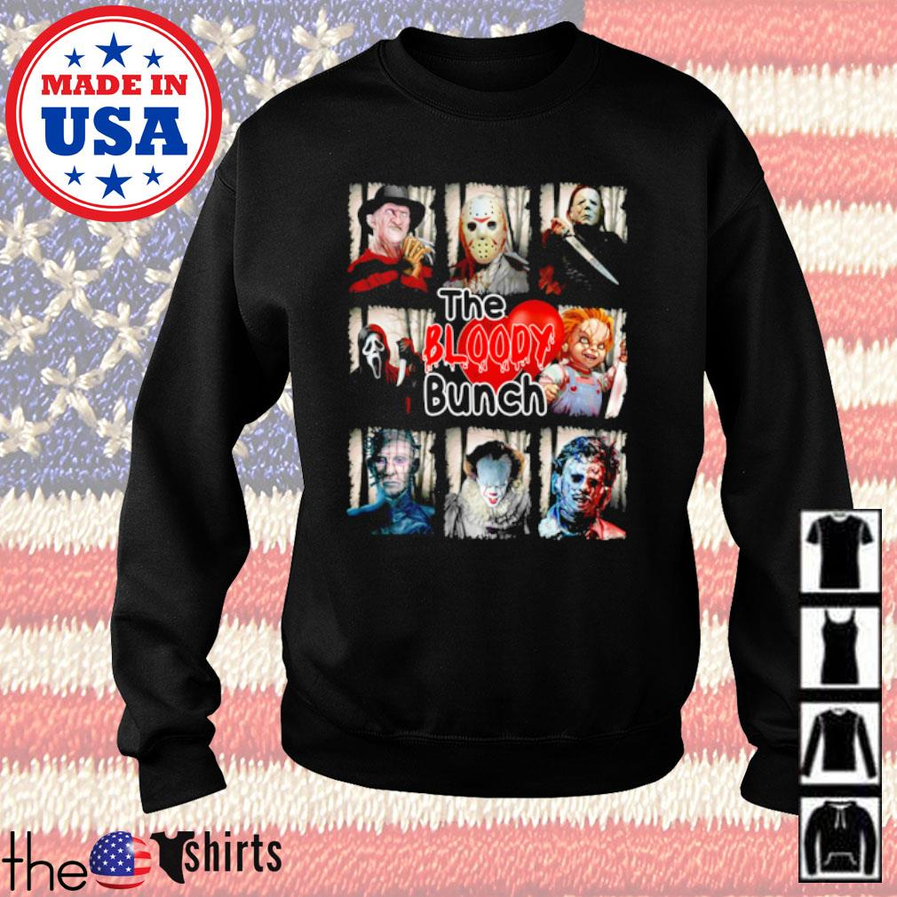 Horror characters movies the bloody bunch s Sweater Black