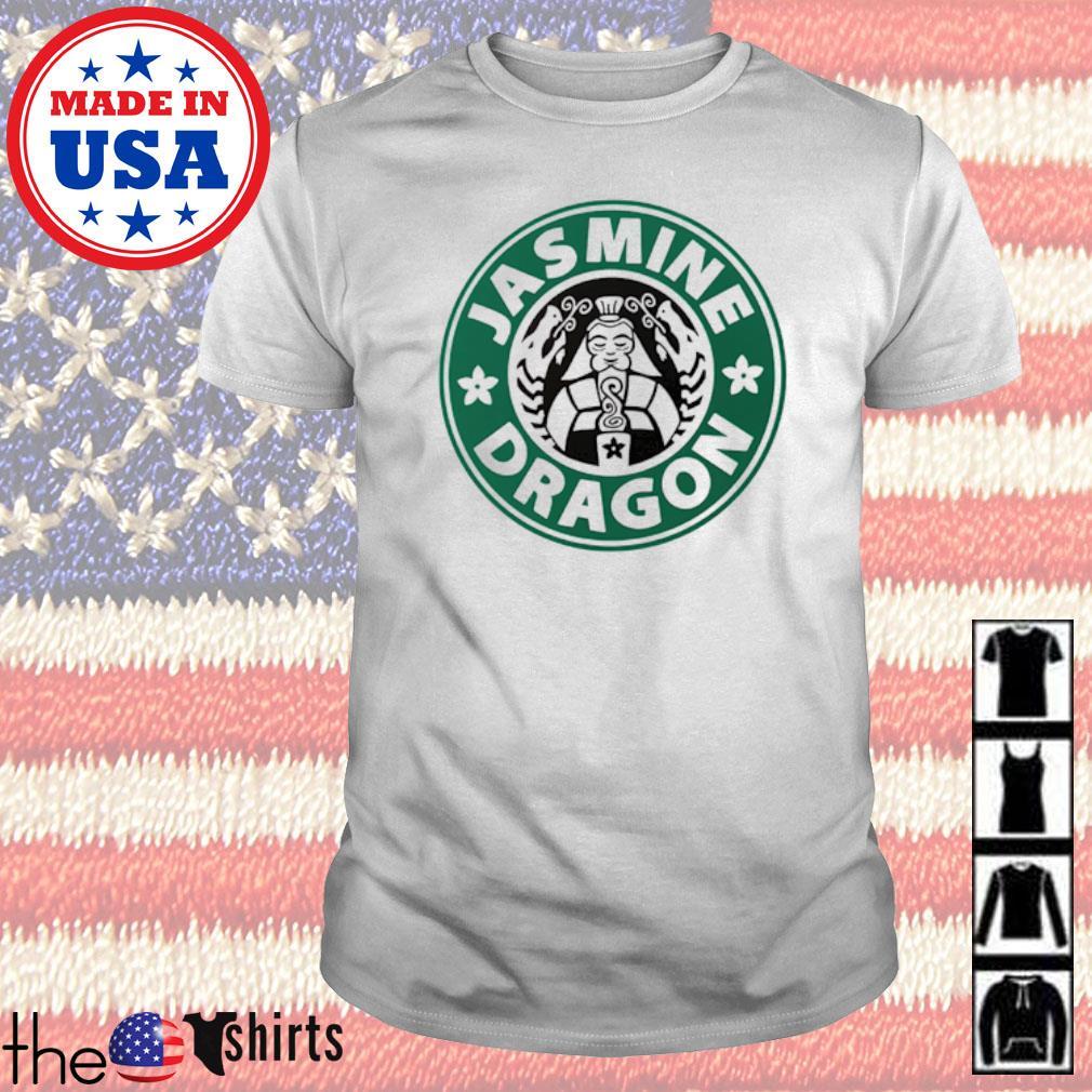 Jasmine dragon shirt