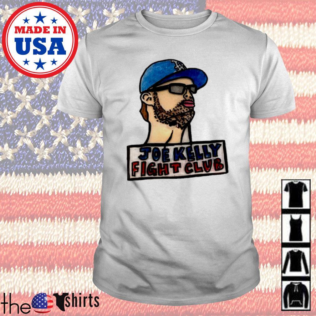 Joe Kelly baseball fight club shirt