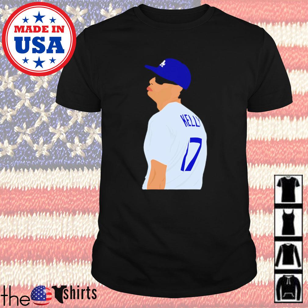 Joe Kelly Los Angeles Dodgers 17 shirt