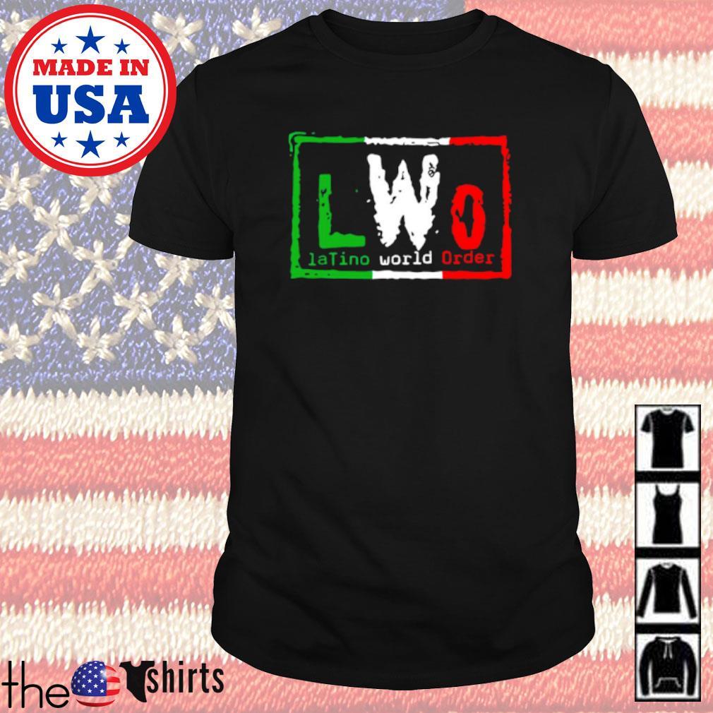 Latino World Order shirt