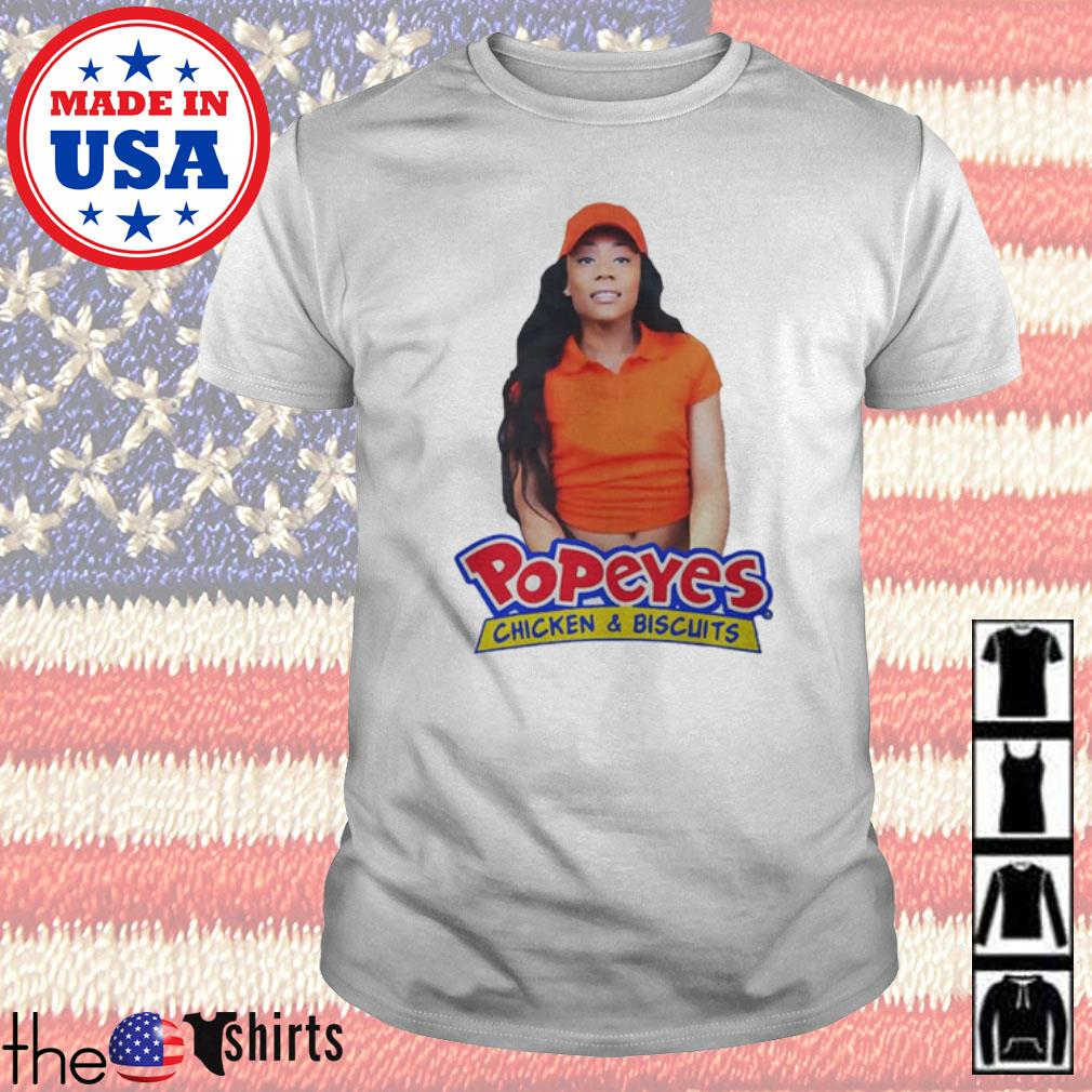 Popeyes Chicken and Biscuits shirt
