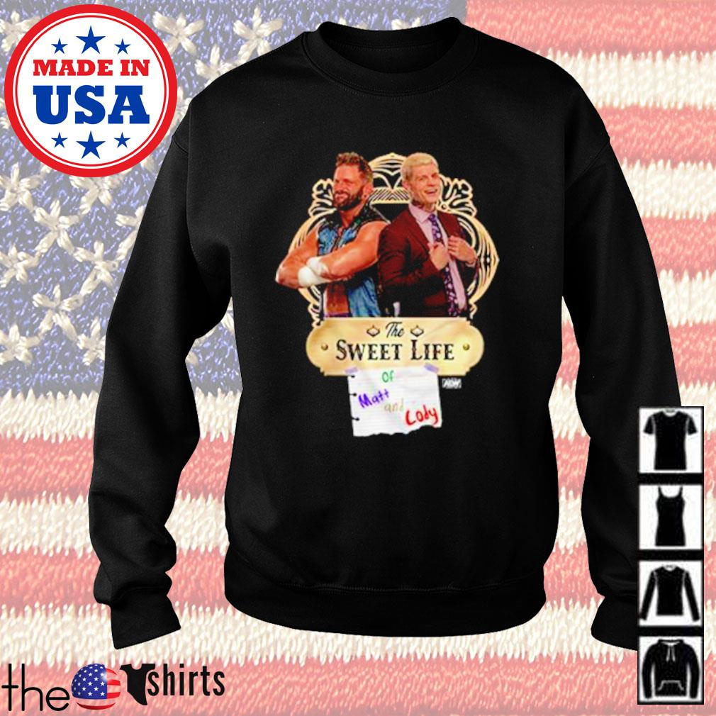 The Sweet life movies s Sweater Black