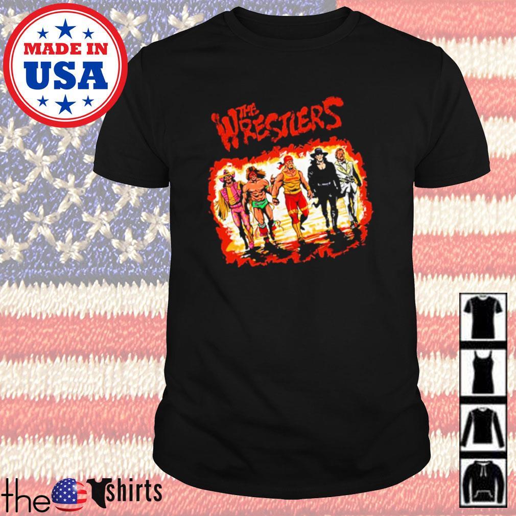 The Wrestlers shirt