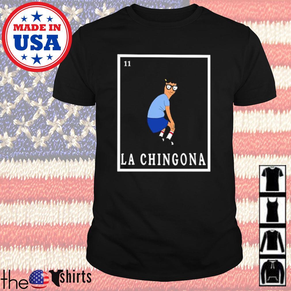 Tina Bob's Burger La Chingona shirt