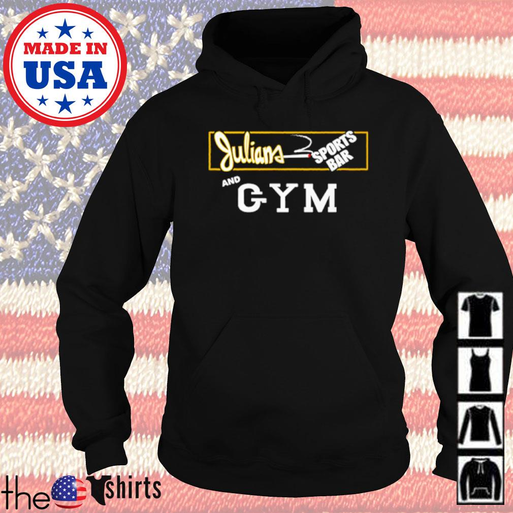 Trailer Park Boys Julian sports bar and gym s Hoodie Black