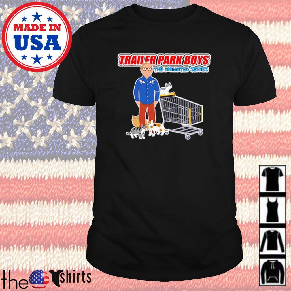 Trailer Park Boys the animated series shirt