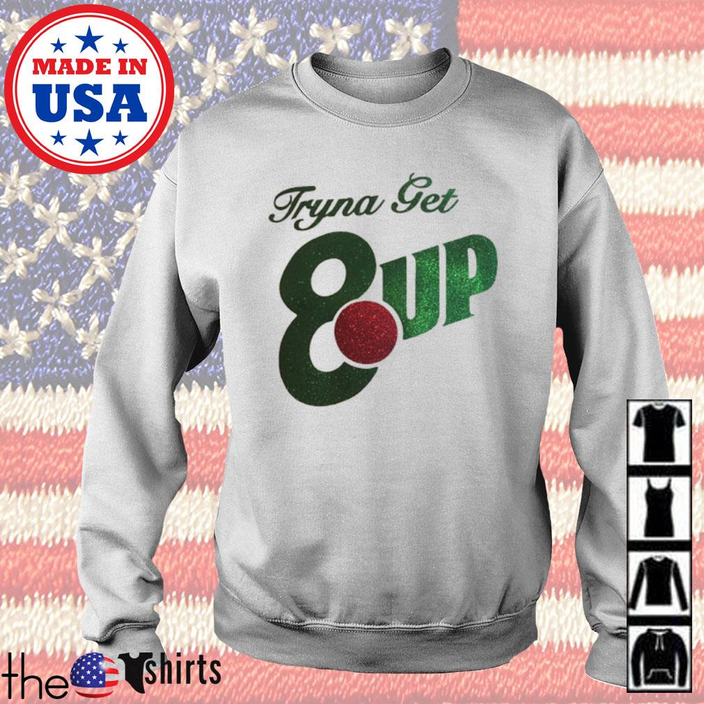 Tryna get 8up s Sweater White