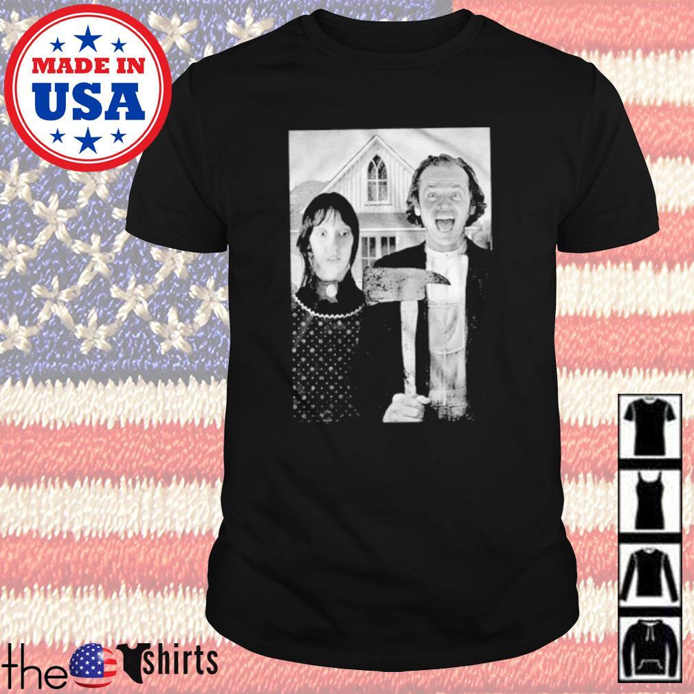 American Gothic The Shining shirt