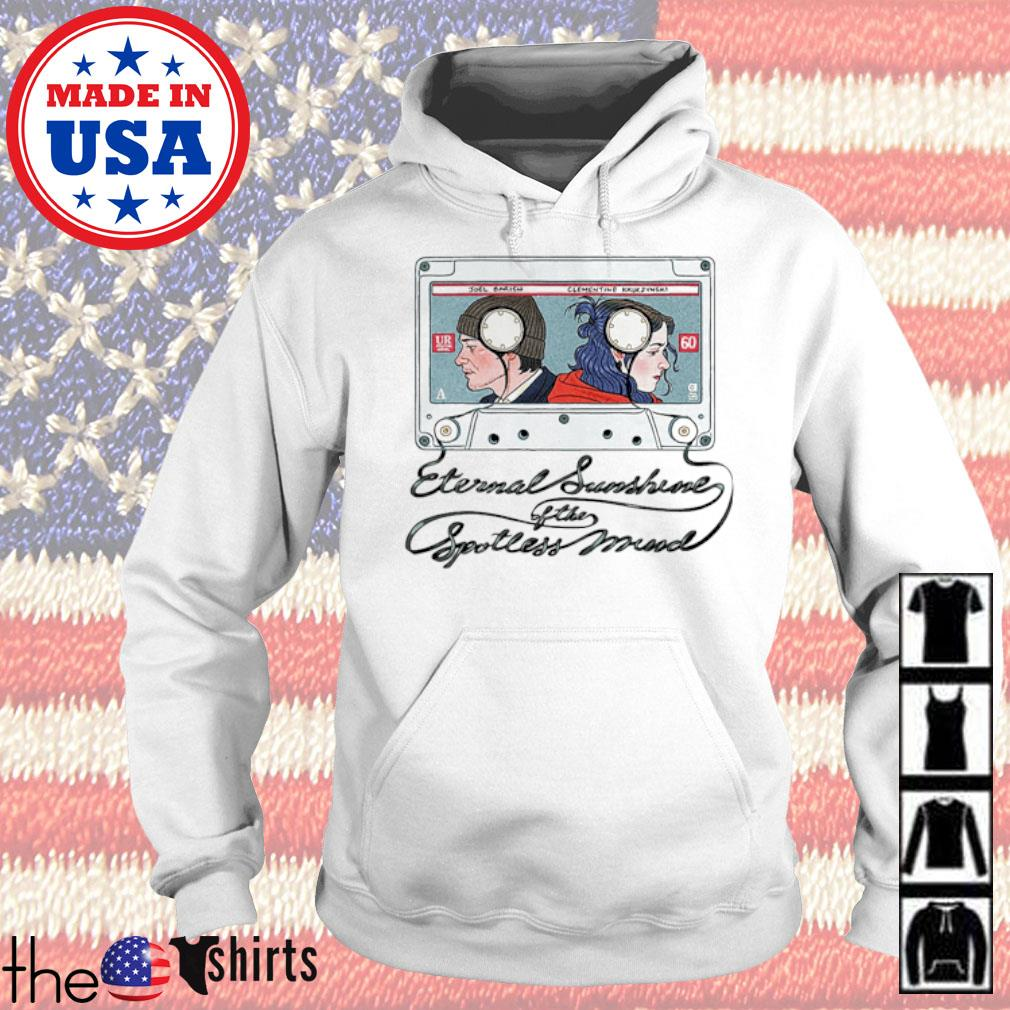 Eternal Sunshine of the spotless mind s Hoodie White