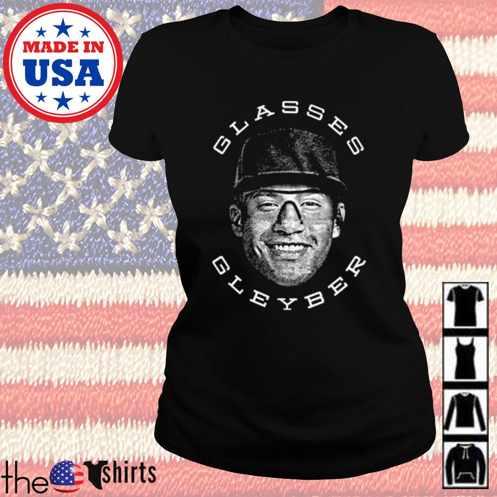 Glasses Gleyber s Ladies Tee Black