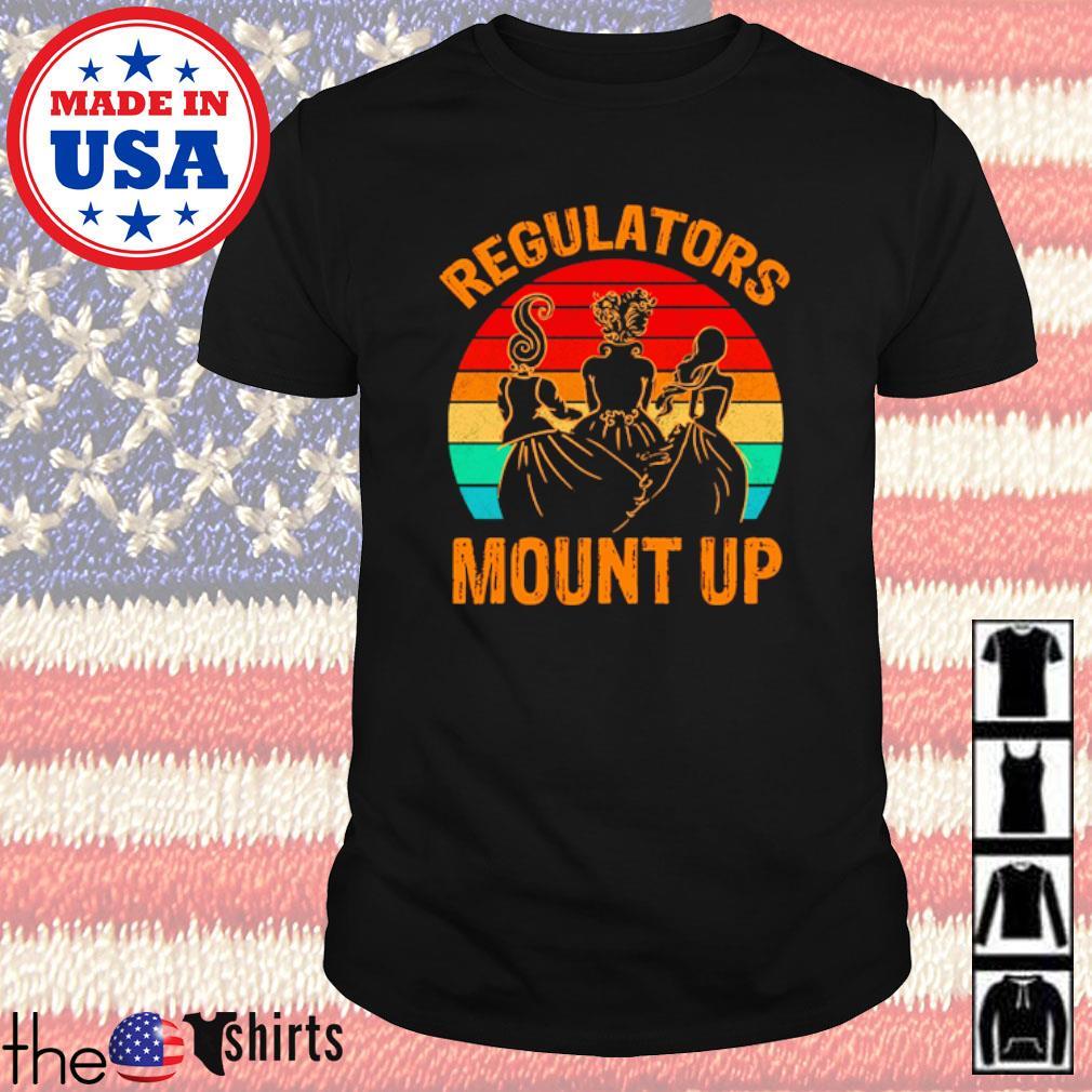 Halloween Hocus Pocus Sisters Sanderson Regulators Mount Up vintage shirt