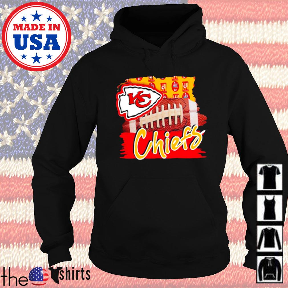 Kansas City Chiefs football team s Hoodie Black