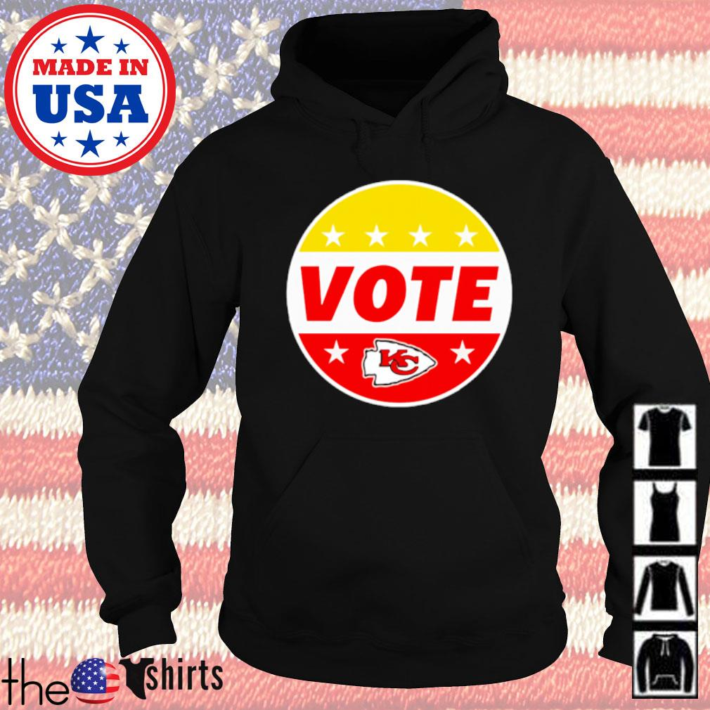 Kansas City Chiefs Patrick Mahomes Vote s Hoodie Black