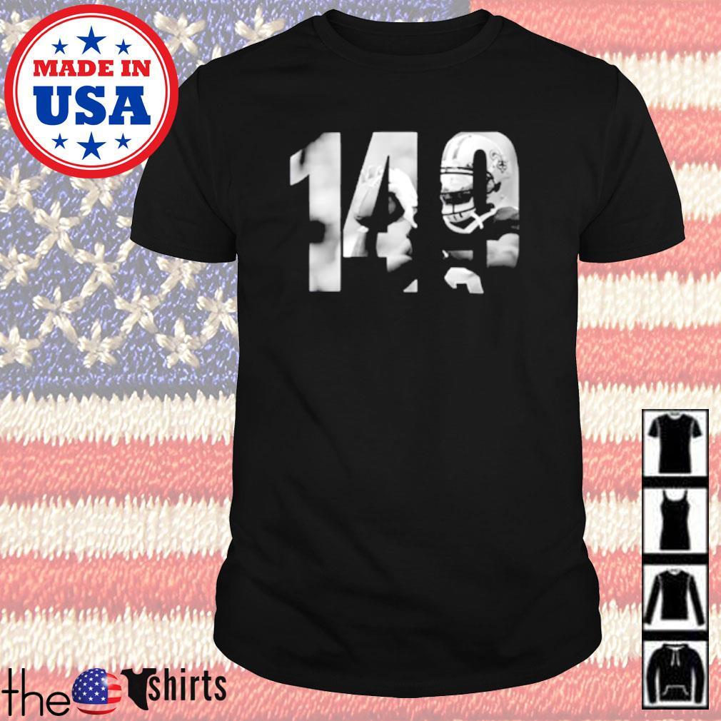 New Orleans Saints Drew Brees Mike 149 shirt